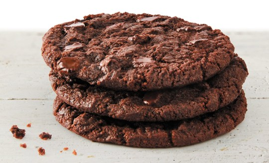 Subway launch brand-new Vegan Double Choc Cookie. Available in-store and for delivery from Wednesday 30th December. Photo Credit - Subway