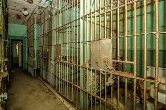 jail cells in vermont cottage