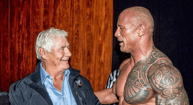 Pat Patterson lifeless: The Rock remembers WWE legend and honours legacy