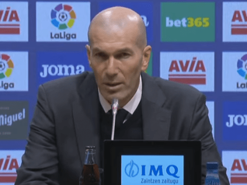 'It bothers me as I never get involved with referees' – Real Madrid boss Zinedine Zidane questions Ronald Koeman's comments
