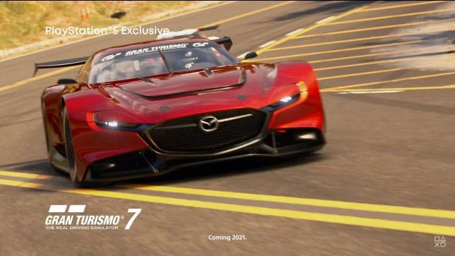 Gran Turismo 7 screenshot
