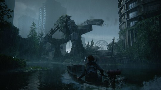 The Last of Us 2 screenshot