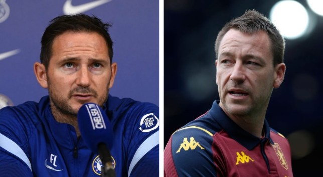 Frank Lampard believes John Terry is 'destined' to become a manager