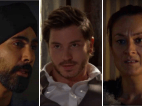 EastEnders spoilers: Tina Carter discovers Gray Atkins killed Chantelle as Kheerat Panesar reveals all?