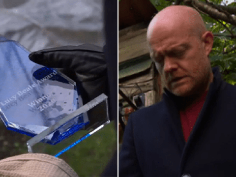 EastEnders spoilers: Max Branning confirmed as Ian Beale's attacker as he buries the weapon?