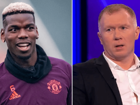 Paul Scholes tells Manchester United skipper Harry Maguire to deliver ultimatum to Paul Pogba
