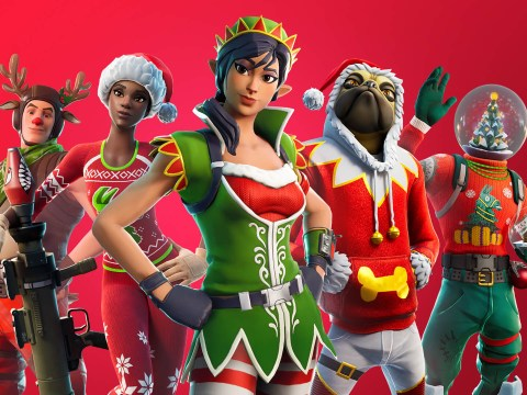 Fortnite New Year's Eve 2021 event leaked