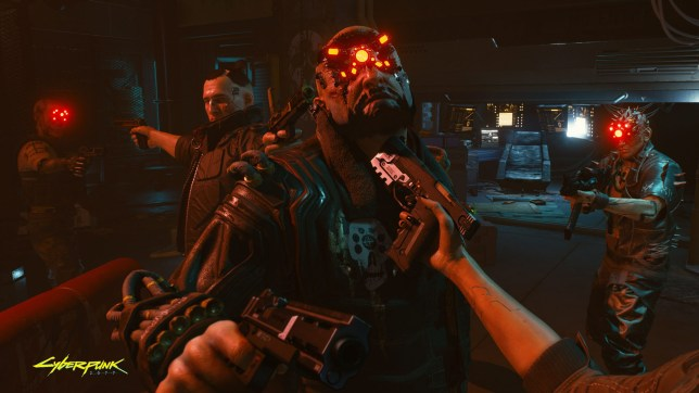 Cyberpunk 2077 CD Projekt Xbox Microsoft