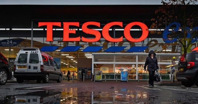 Picture of a Tesco