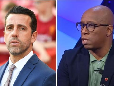 'That upsets me' – Ian Wright slams Arsenal chief Edu over Willian defence