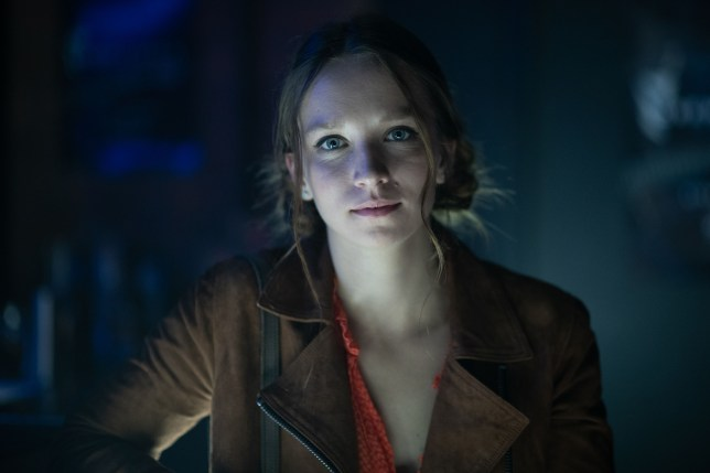 Traces on BBC One starring Molly Windsor as Emma