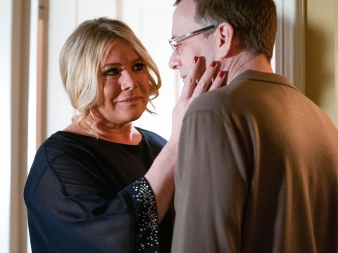 EastEnders spoilers: Sharon Watts kills Ian Beale with poisoned 'final meal'?