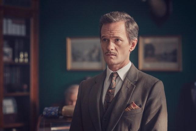 Neil Patrick Harris as Henry in Channel 4's It's A Sin