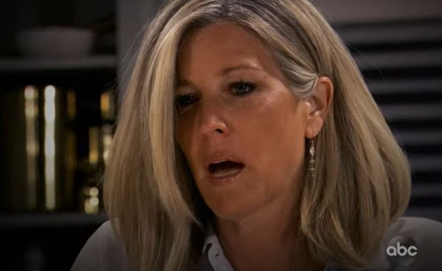 General Hospital character Carly Corinthos