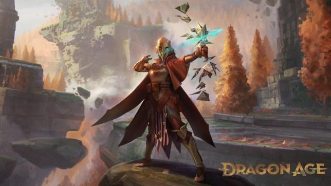 Dragon Age magic archer mage