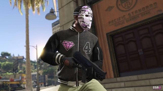 Panther Varsity jacket