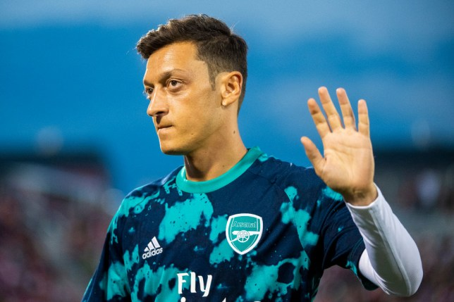 Mesut Ozil finally closing in on Arsenal exit after massive offer from MLS side DC United