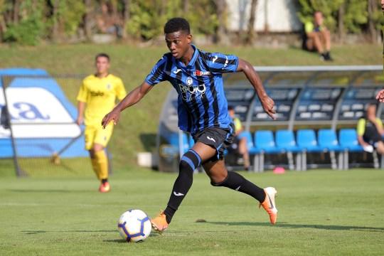 Amad Diallo Atalanta v Renate - Pre Season Friendly