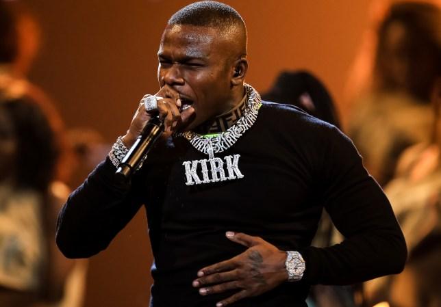 DaBaby at the 2019 BET Hip Hop Awards - Show