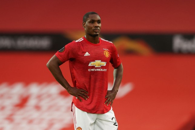 Odion Ighalo says his preference is to remain at Manchester United