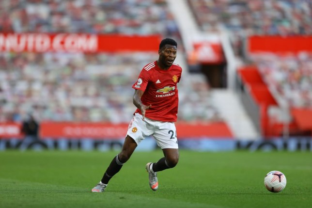 Fosu-Mensah started in the opening-day defeat to Palace