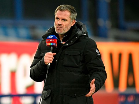 Jamie Carragher picks Liverpool and Manchester United combined XI ahead of crucial clash
