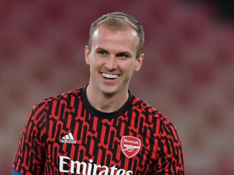 Rob Holding reveals how Mikel Arteta convinced him it would be 'stupid' to leave Arsenal