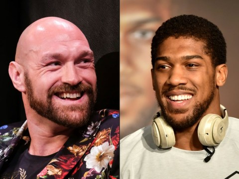 Eddie Hearn gives latest update on Anthony Joshua vs Tyson Fury date and venue