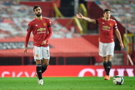 Bruno Fernandes says Manchester United's players 'can't make the same mistakes anymore'