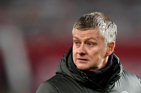 Solskjaer confirmó que el club está dispuesto a dejar ir al defensa
