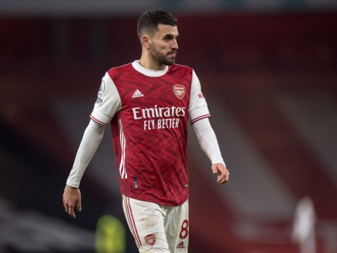 Arsenal provide injury updates on Dani Ceballos and Pablo Mari