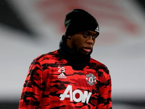 Ole Gunnar Solskjaer defends Manchester United full-back Aaron Wan-Bissaka after Fulham struggles