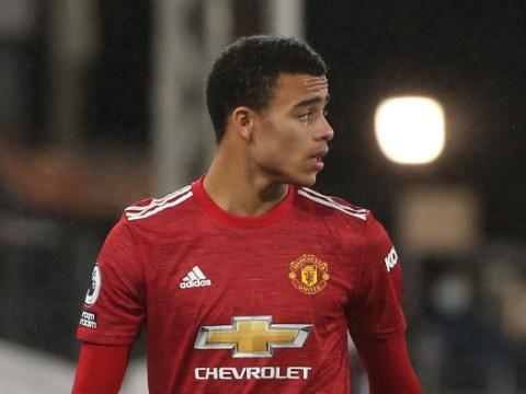 Victor Lindelof hopes Manchester United's Mason Greenwood keeps 'improving' after ending goal drought