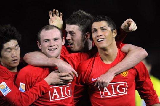 LDU Quito v Manchester United - FIFA Club World Cup Final