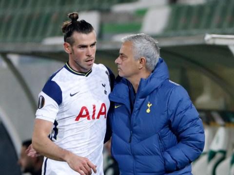 Jose Mourinho's Gareth Bale snub questioned by Tottenham players