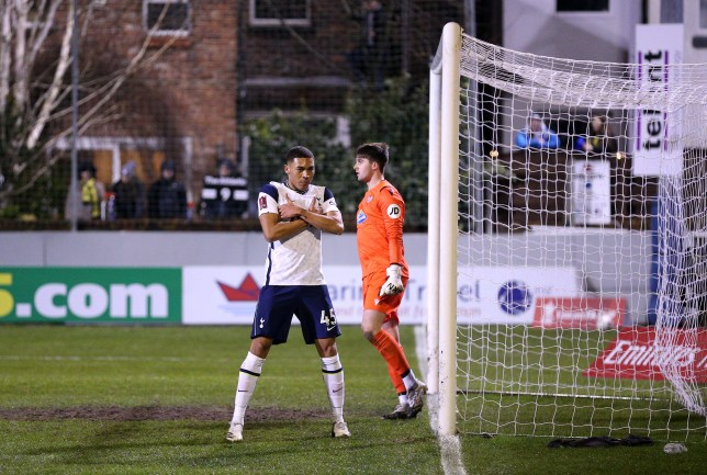 Marine v Tottenham Hotspur - FA Cup Third Round