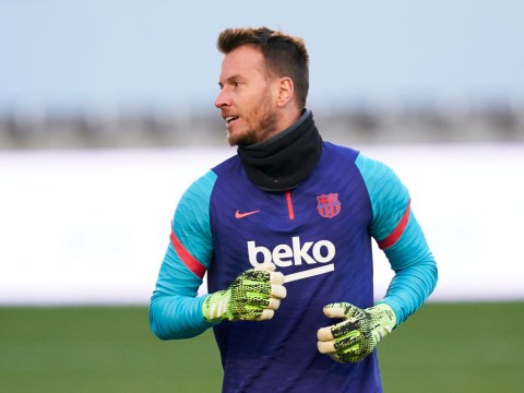 Arsenal target Neto hands in transfer request to force through January move