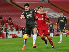 Maguire and Shaw explain why Man Utd squad left disappointed with Liverpool draw