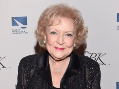 Betty White celebrates 99th birthday by 'staying up as late as I want'