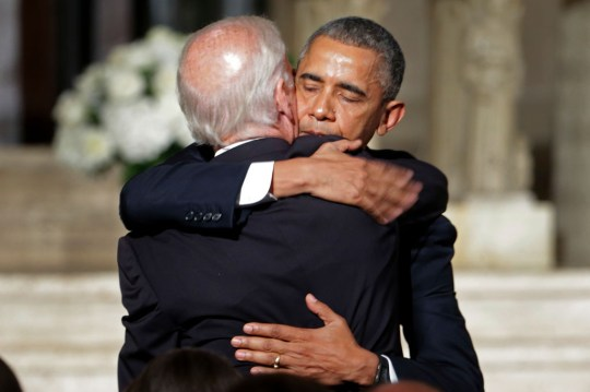 US-POLITICS-OBAMA-BIDEN-FUNERAL