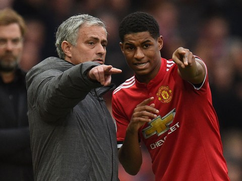 Jose Mourinho responds to Marcus Rashford's Manchester United penalties claim