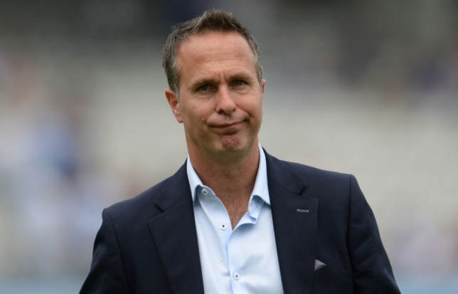 Michael Vaughan slammed Sri Lanka's batting performance against England