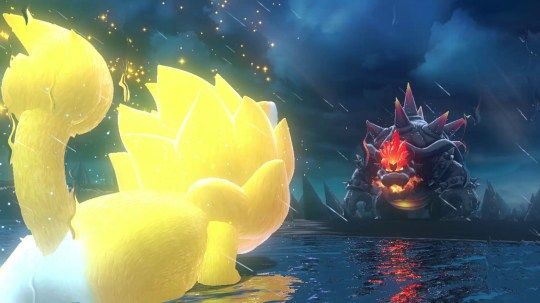 Super Mario 3D World + Bowser's Fury screenshot