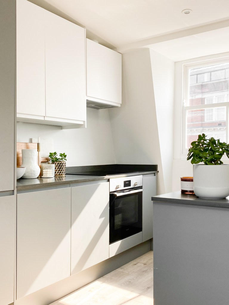 What I Rent: Annabel, two-bedroom flat in Angel, Islington - the kitchen