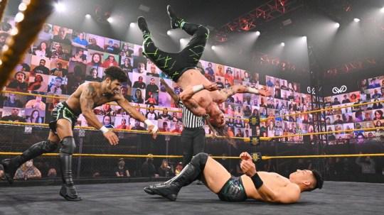 MSK on NXT