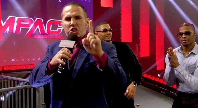 IMPACT Wrestling: WWE legend Matt Hardy leads AEW invasion   Metro News