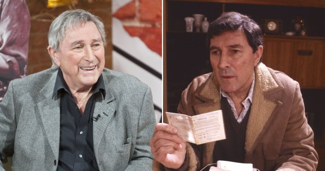 Coronation Street star Mark Eden dies aged 92