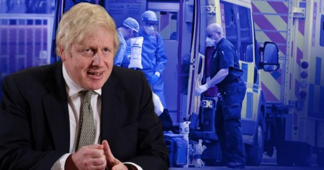Boris Johnson announced the new measures this evening