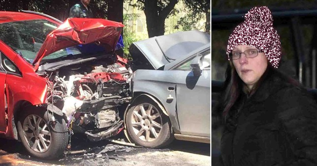Helen Shaw is charged with causing death by careless driving