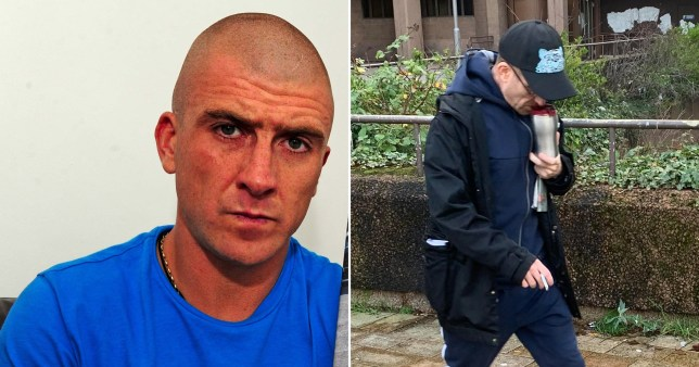 Gareth Sumner, 39, from Liverpool, who admitted to downloading indecent images of children when high on drink and drugs.
